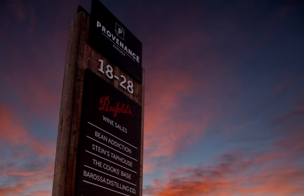 Provenance Sign Sunrise Cropped 2